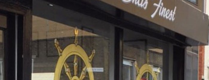 Dharma Tattoo is one of London.