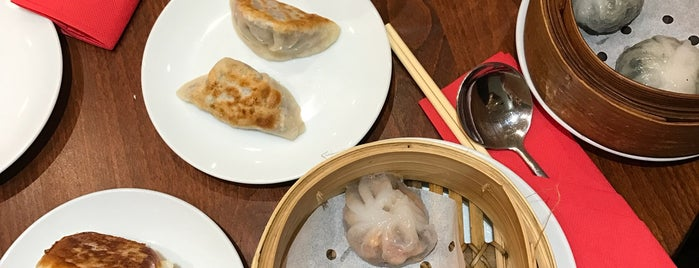 Yoom Dim Sum is one of Paris approved :).
