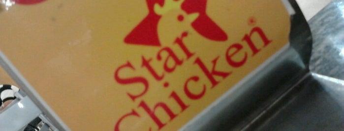 Star Chicken is one of Feitos, realizados, experimentados, done.