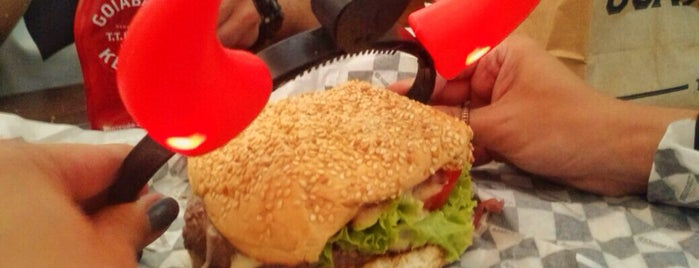T.T. Burger is one of Rio de Janeiro.