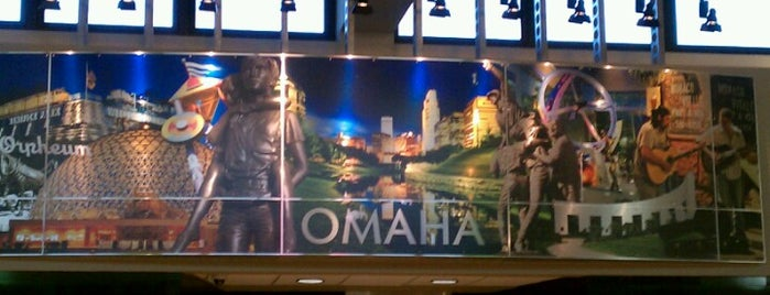 Omaha Eppley Airfield is one of Airports~Part 2....