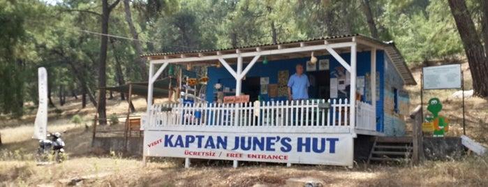 Kaptan June's Hut is one of Locais salvos de Aydın.