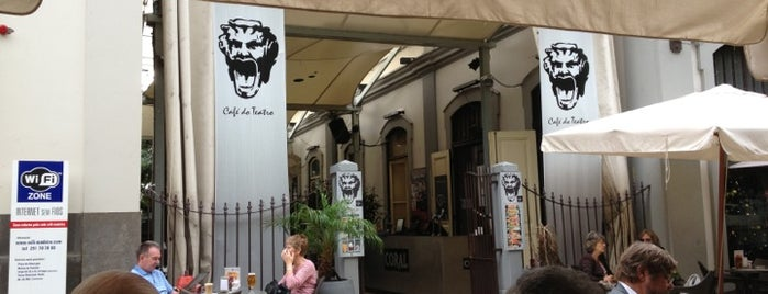 Café do Teatro is one of Top picks for Cafés.