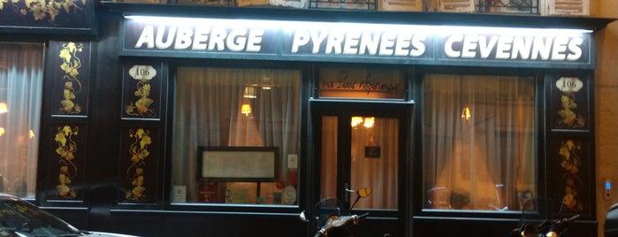 Auberge Pyrénées Cévennes is one of Phil'in Kaydettiği Mekanlar.
