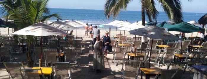 ETC Beach Club is one of Lugares guardados de Nik.