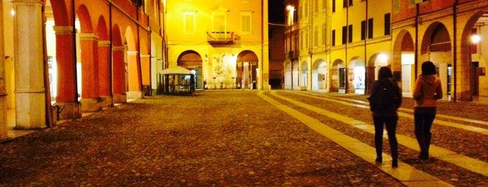 Correggio is one of Posti in cui tornare.