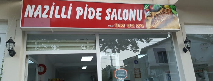 Nazilli Pide is one of Fethiye.