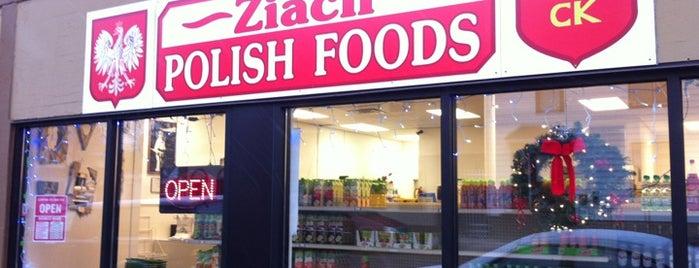 Sikora's Polish Market & Deli is one of Mpls St Paul Insider Eats 2012.