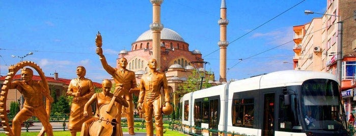 Eskişehir is one of Locais curtidos por Halil G..