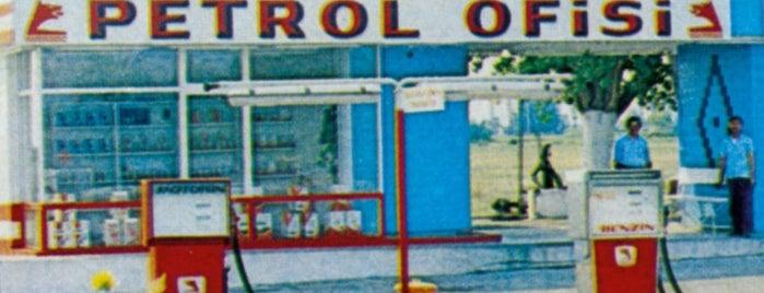 Aras Petrol is one of Lugares favoritos de DOĞAN.