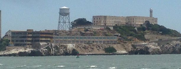 Alcatraz Island is one of 101 Places to Take Your Family in the U.S..