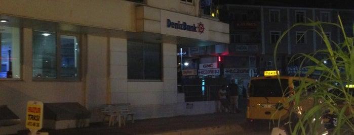 DenizBank is one of Lugares favoritos de 1U2G.