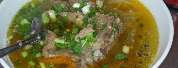 Bánh Canh Nga 78 Nguyễn Chí Thanh is one of vietnam.