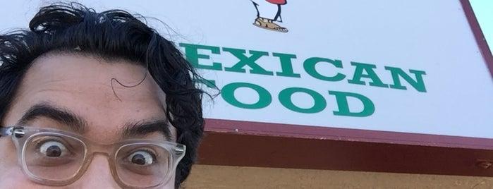 Los Betos is one of Eats.