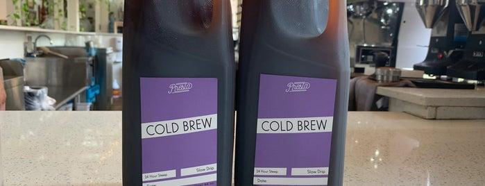 Presta Coffee Roasters is one of ben'in Kaydettiği Mekanlar.