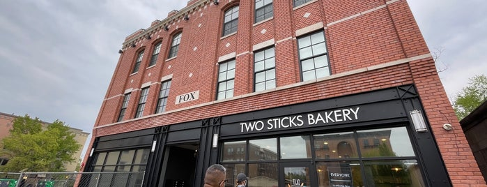 Two Sticks Bakery is one of Indiana.
