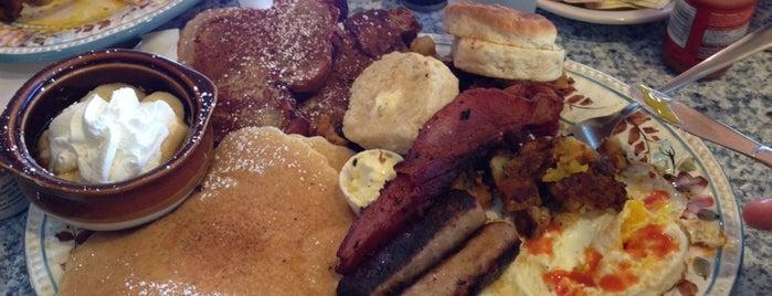 King's Breakfast & Lunch is one of Orte, die Travis gefallen.