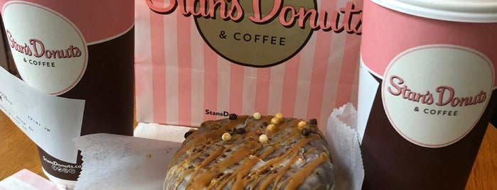 Stan's Donuts & Coffee is one of Locais curtidos por Melinda.
