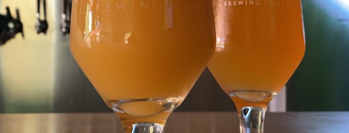 Lunacy Brewing Company is one of Breweries to Check Out.
