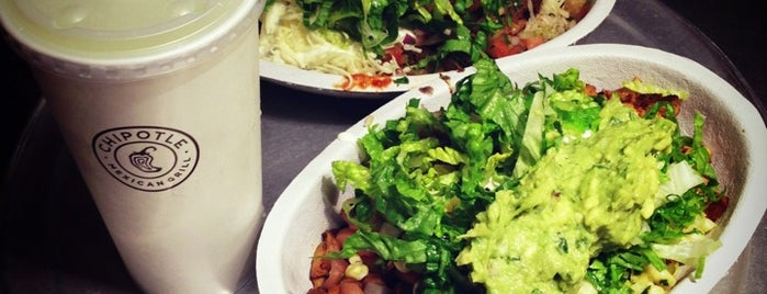 Chipotle Mexican Grill is one of Dan 님이 좋아한 장소.