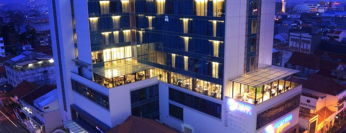 Pasar Baru Square Hotel - DHM associates is one of Hotel Domestic.
