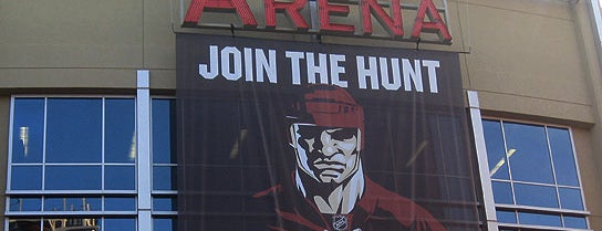 Gila River Arena is one of US Pro Sports Stadiums - ALL.