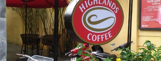 Highlands Coffee is one of Posti che sono piaciuti a Honking Walrus.