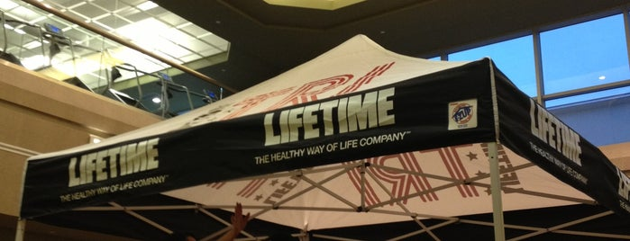 Life Time Athletic is one of Tempat yang Disukai Bryan.