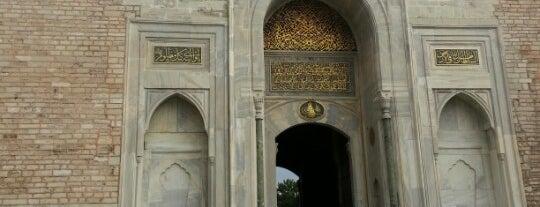 Topkapı Sarayı Bahçesi is one of Sibel'in Kaydettiği Mekanlar.