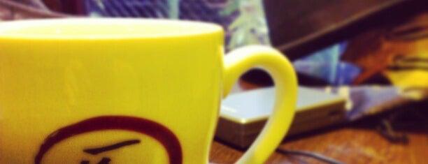 一茶一会 is one of Tempat yang Disimpan senyoltw.