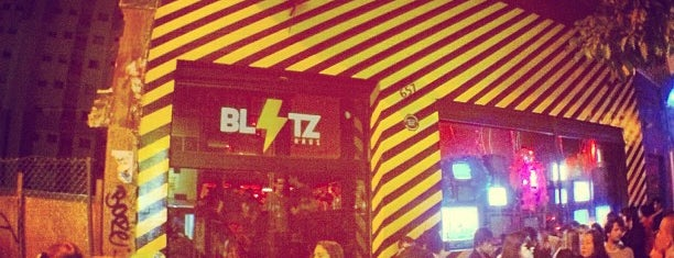 Blitz Haus is one of Baixo Augusta.