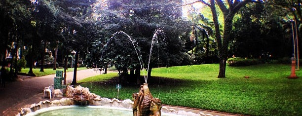 Parque Buenos Aires is one of Great Outdoors in SP.