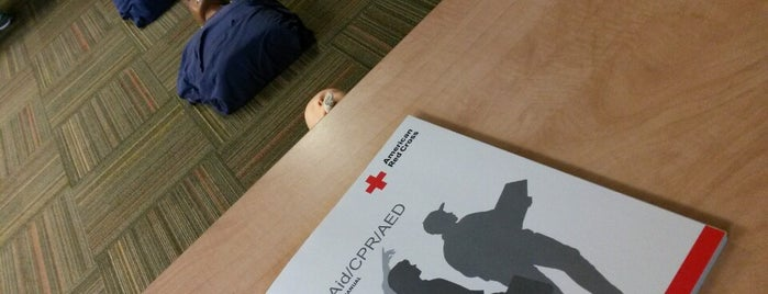 American Red Cross in Southeastern Wisconsin is one of Lugares favoritos de Jamal.