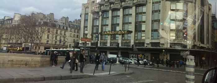 La Samaritaine is one of Paris.