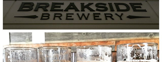 Breakside Brewery is one of Brent 님이 좋아한 장소.