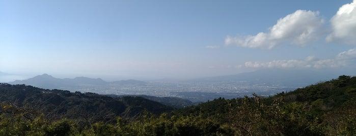 池の向 展望台 is one of 伊豆.