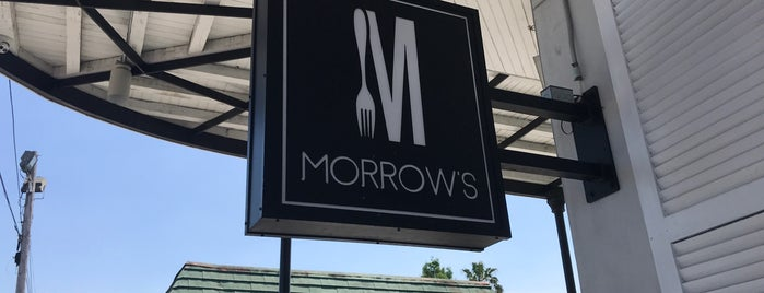 Morrow's is one of New Orleans.