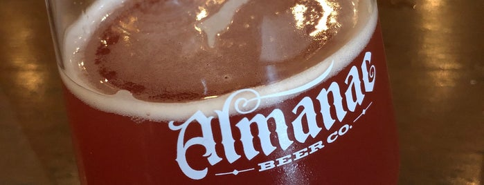 Almanac Tap Room is one of Dinner spots 2.