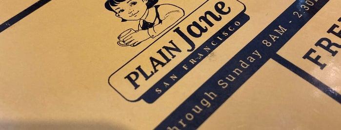 Plain Jane is one of Drewさんの保存済みスポット.