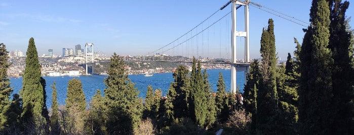 Nakkaştepe Millet Parkı is one of สถานที่ที่ 🇹🇷 Samimî ถูกใจ.