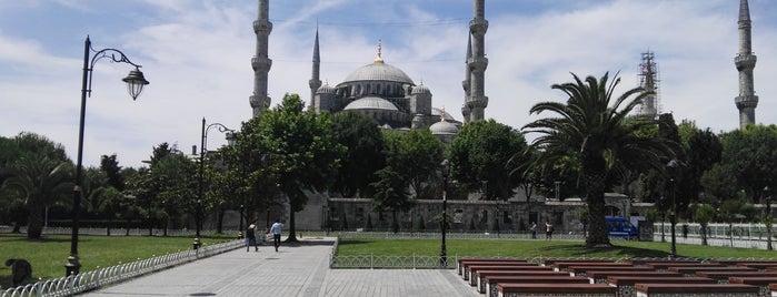 Sultan Ahmet Camii is one of Tempat yang Disukai 🇹🇷 Samimî.
