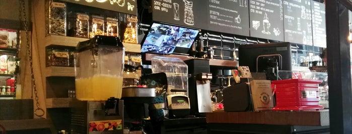 Coffeetopia is one of Locais curtidos por 🇹🇷 Samimî.