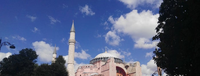 Ayasofya is one of Tempat yang Disukai 🇹🇷 Samimî.