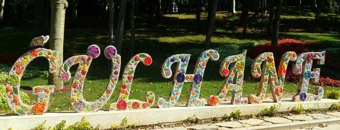 Gülhane Parkı is one of Locais curtidos por 🇹🇷 Samimî.