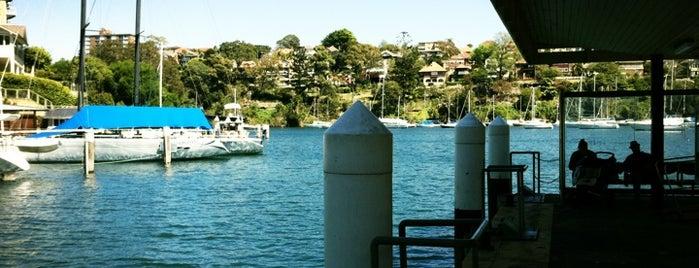 Mosman Bay Ferry Wharf is one of Sydney's best spots.
