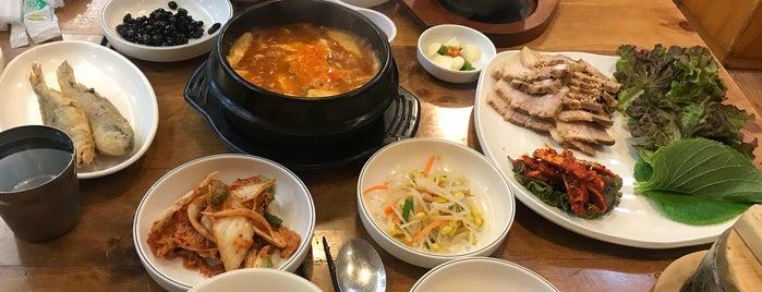 미스터 순두부 is one of Hart and Seoul.