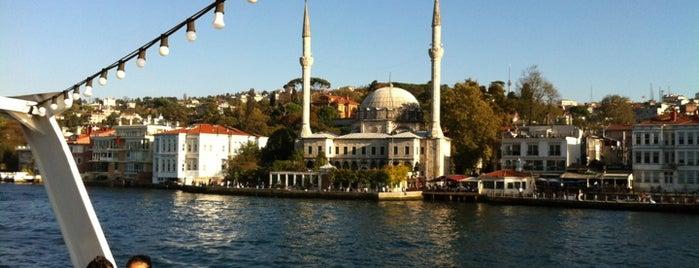 Beylerbeyi Hamid-i Evvel Camii is one of Gidilip görülmesi gereken mekanlar.