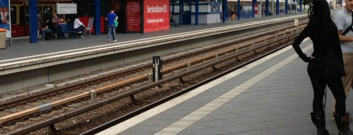 S Treptower Park is one of U & S Bahnen Berlin by. RayJay.