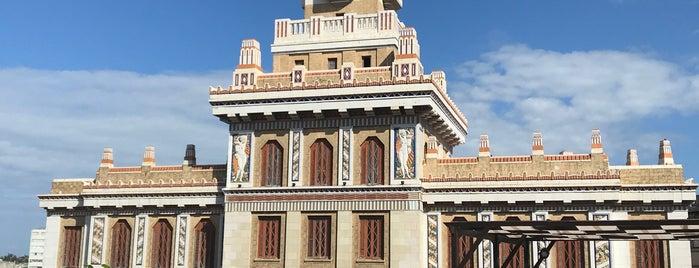 Bacardi Building is one of Cuba.