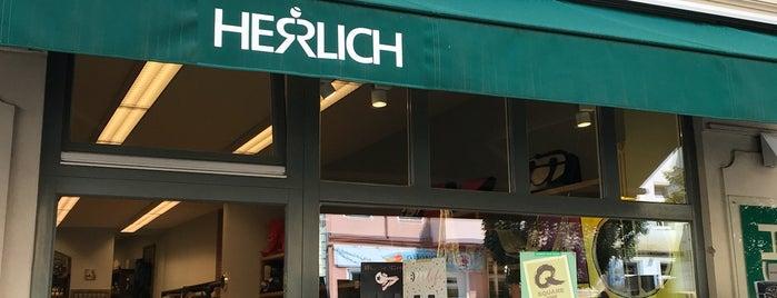 herrlich Männergeschenke is one of Berlin.